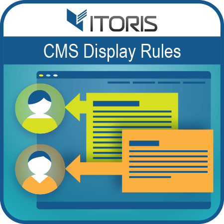 itoris Magento Extension: Magento 2 CMS Display Rules