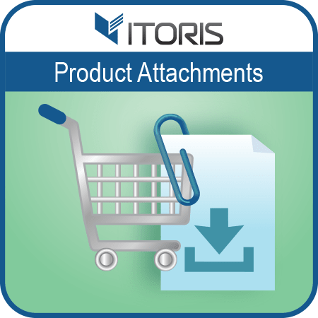 itoris Magento Extension: Magento 2 Product Attachments