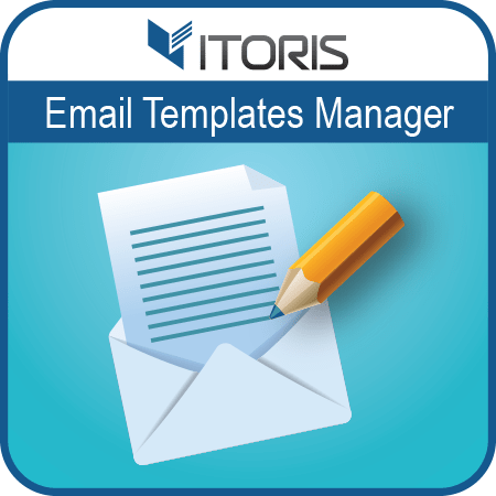 itoris Magento Extension: Magento 2 Email Templates