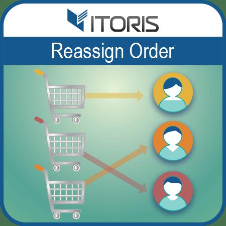 itoris Magento Extension: Magento 2 Reassign Order
