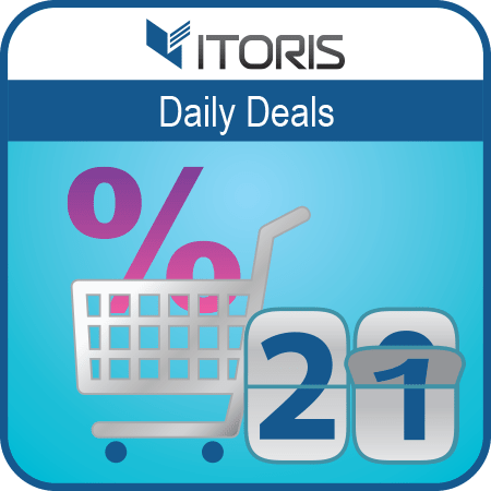 itoris Magento Extension: Magento 2 Daily Deals Extension