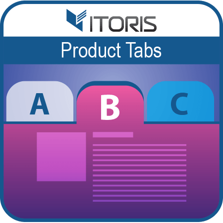 itoris Magento Extension: Magento 2 Product Tabs