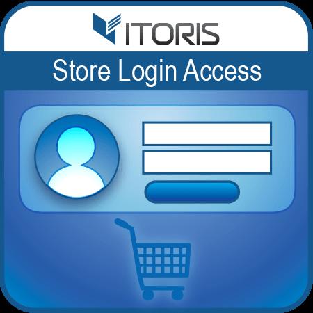 itoris Magento Extension: Magento 2  Store Login Access