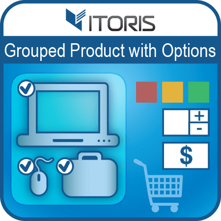 itoris Magento Extension: Magento 2 Grouped Product Options