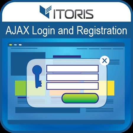 itoris Magento Extension: Magento 2 Ajax Login Registration Popup