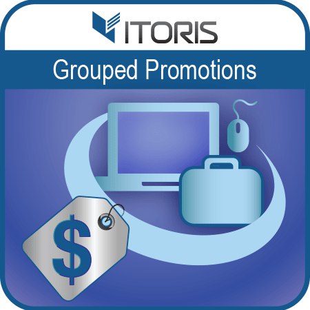 itoris Magento Extension: Magento 2 Grouped Promotions