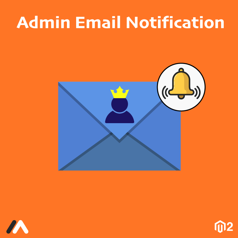 Magento Extension: Magento 2 Admin Email Notifications