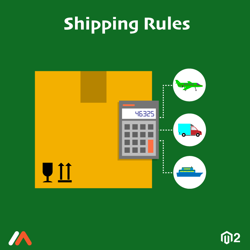 Meetanshi Magento Extension: Magento 2 Shipping Rules