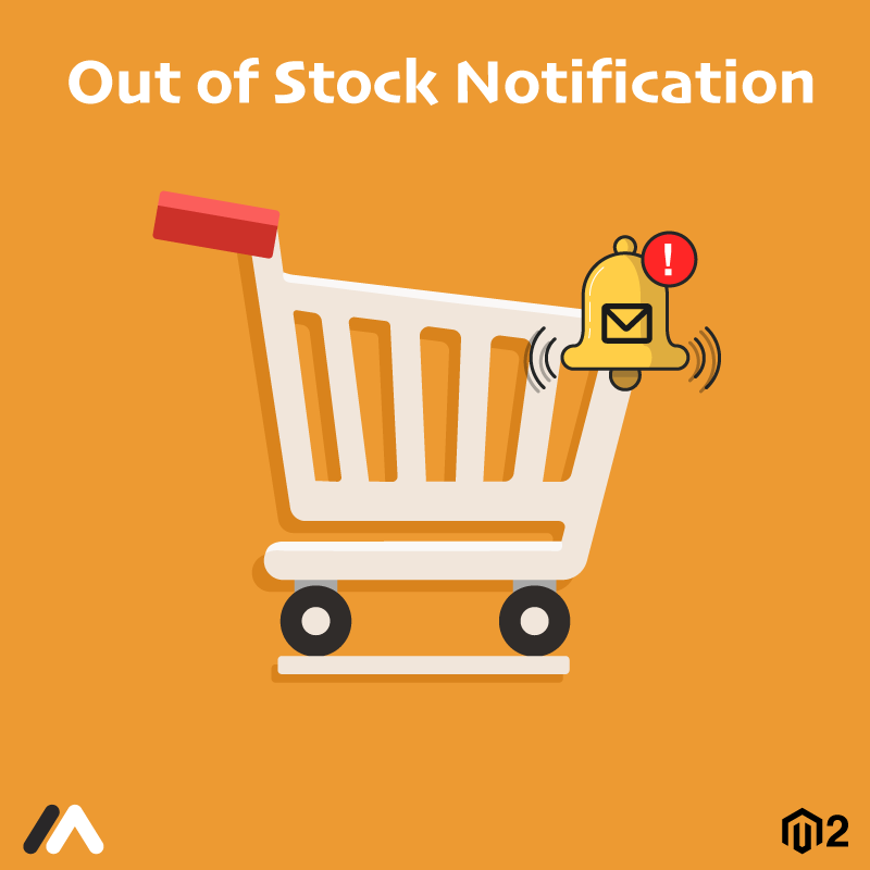 Meetanshi Magento Extension: Magento 2 Out of Stock Notification