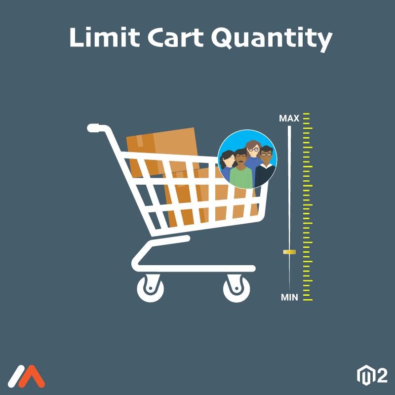 Magento Extension: Magento 2 Limit Cart Quantity
