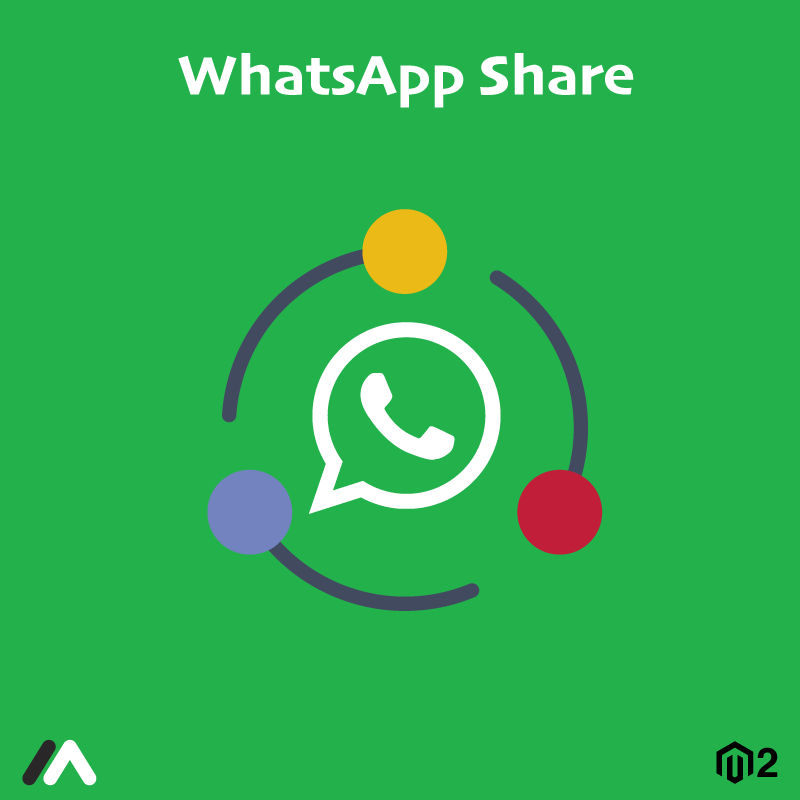 Meetanshi Magento Extension: Magento 2 WhatsApp Share Extension
