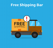Magento Extensions: Magento 2 Free Shipping Bar