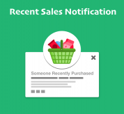 Magento Premium extension - Recent Sales Notification for Magento 2