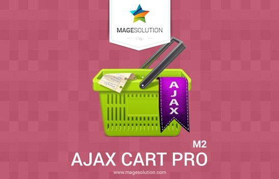 Magesolution Magento Extension: Ajax cart for Magento 2 by Magesolution
