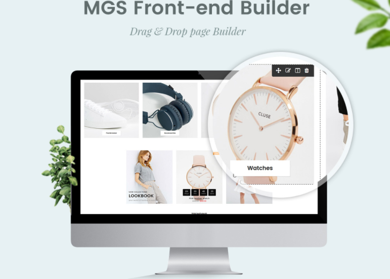 Magesolution Magento Extension: Free Frontend Builder Magento
