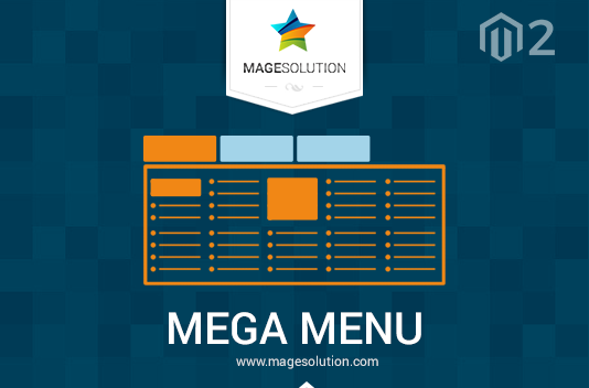 Magento Extension: Mega Menu Magento 2 By Magesolution