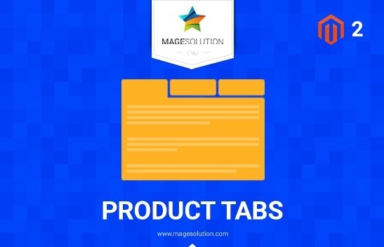 Magento Extension: Easy tabs Extension for Magento2