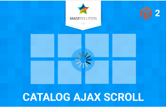 Magesolution Magento Extension: Catalog Ajax Scroll for Magento 2 By Magesolution