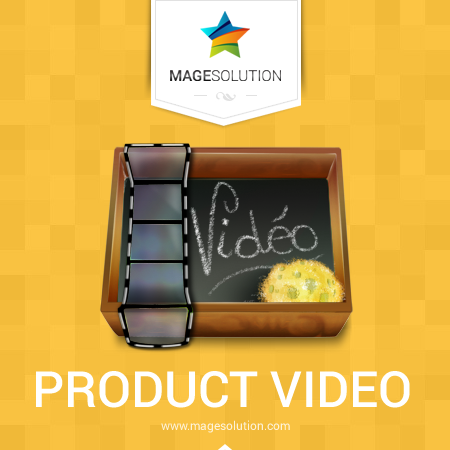 Magesolution Magento Extension: Magento Product Video by Magesolution