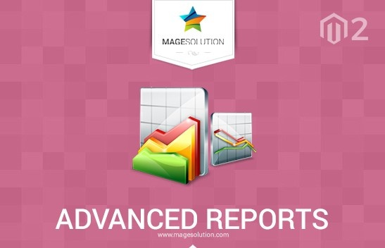 Magesolution Magento Extension: Magento 2 Advanced Reports
