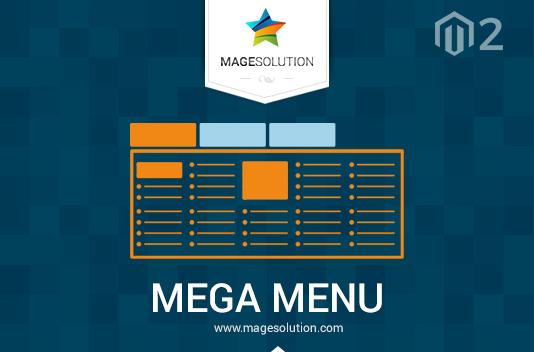 Magesolution Magento Extension: Mageto Mega Menu Extension