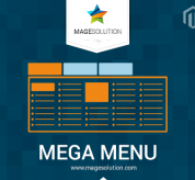 Magento extension Mega Menu Magento 2 By Magesolution
