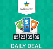 Magento Extensions: Free Magento Daily Deal Extension