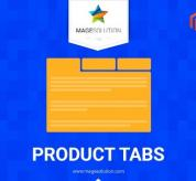 Magento Premium extension - Easy tabs Extension for Magento2