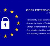 Magento Extensions: Free GDPR for Magento 2