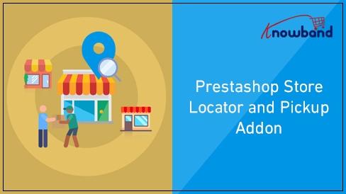 Natalie T Prestashop Extension: Prestashop Store Locator and Pickup Module