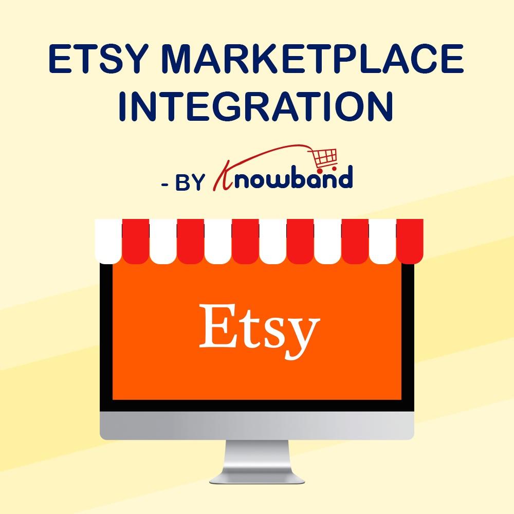 Natalie T Prestashop Extension: Prestashop Etsy Integration Addon by Knowband