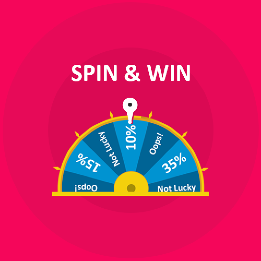 Prestashop Extension: Knowband Prestashop Spin and Win Addon | Newsletter Subscription Popup