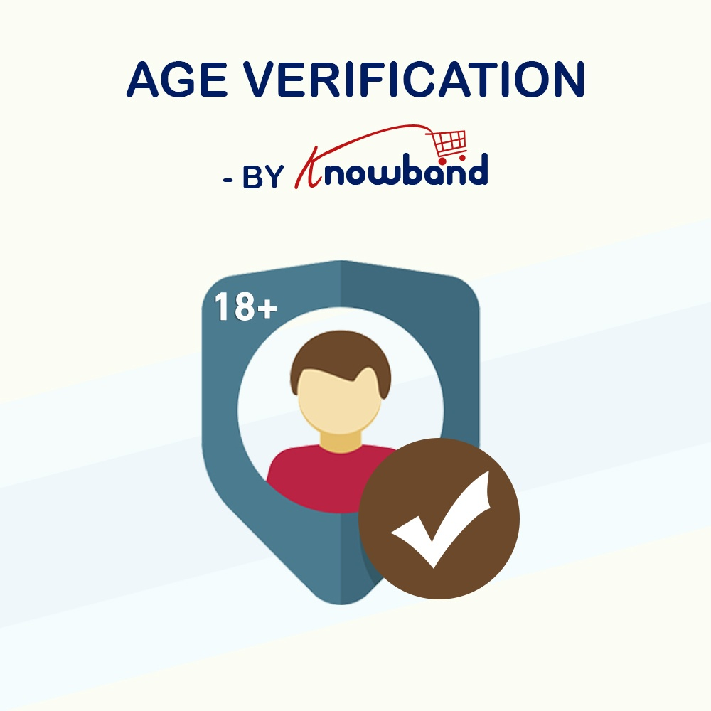 Natalie T Magento Extension: Knowband Magento Age Verification   18+ Age Gate Popup Module