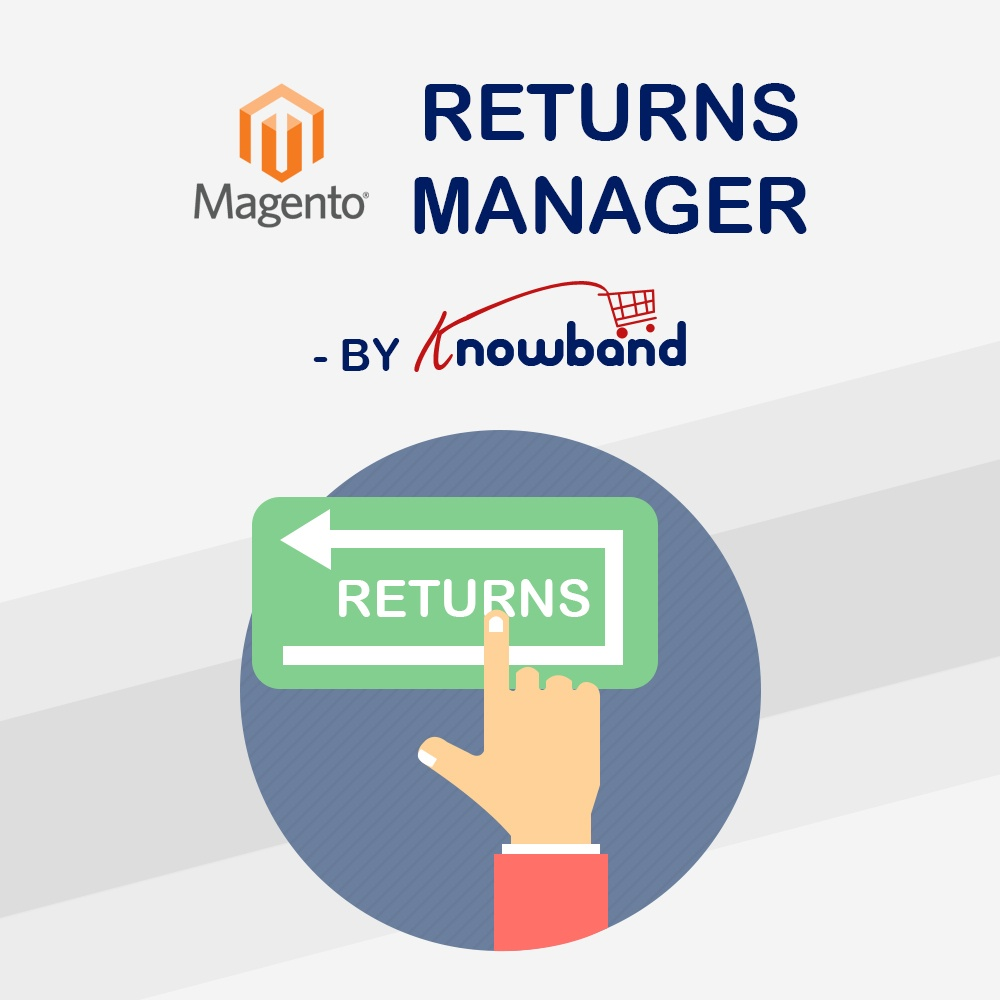 Magento Extension: Magento Return Manager Extension by Knowband