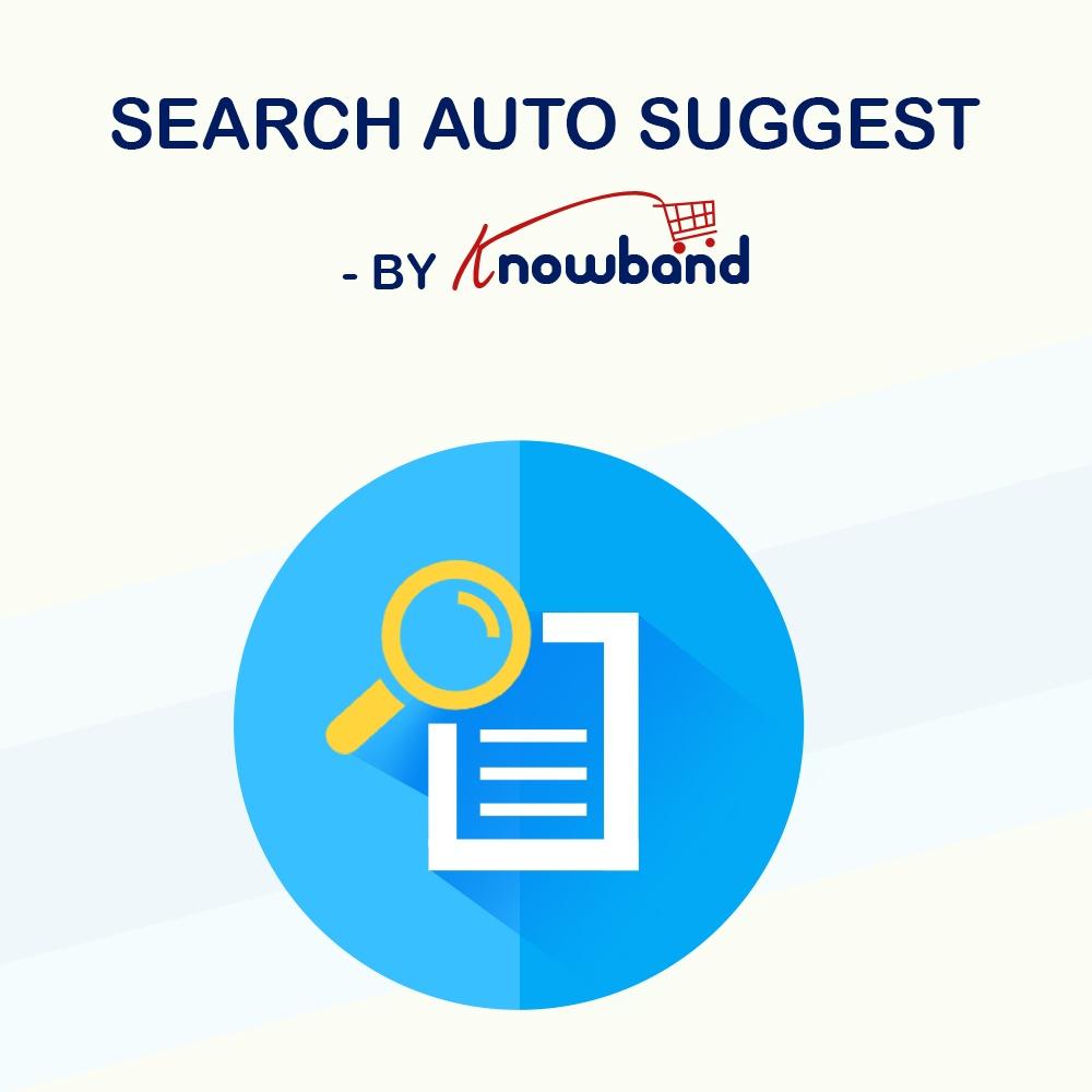 Natalie T Prestashop Extension: Prestashop Search Auto Suggest module by knowband