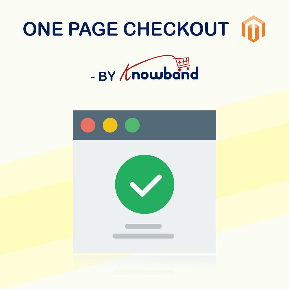 Natalie T Magento Extension: Magento One Page Checkout Extension by Knowband