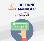 Extensions Magento: Magento Return Manager Extension by Knowband