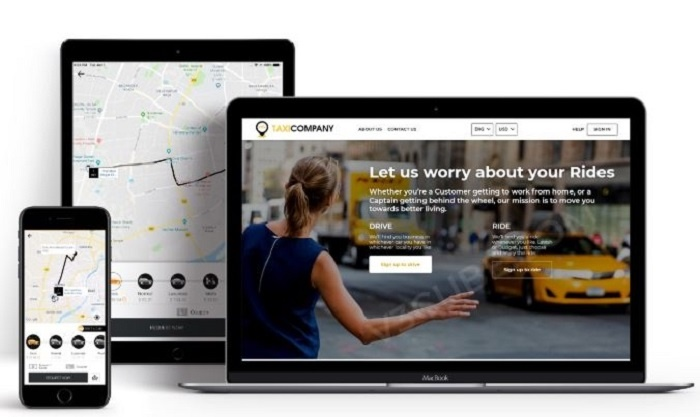 Wordpress Plugin: Uber Clone - Taxi Booking Software