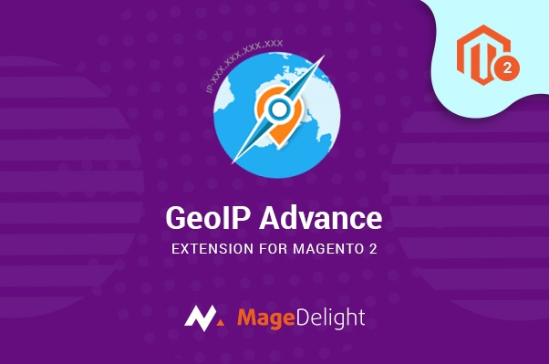 Magedelight Magento Extension: GeoIP Store Switcher Magento 2 Extension by MageDelight