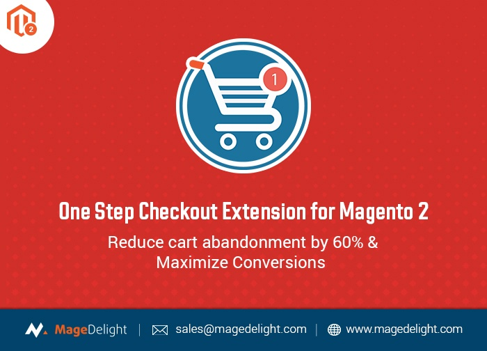 Magedelight Magento Extension: Magento 2 One Step Checkout Extension by MageDelight