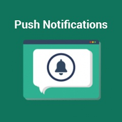 Magento Extension: Push Notifications Extension for Magento 2 by MageDelight