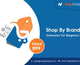 Magento Premium extension - Shop by Brand Magento 2 Extension