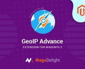 Magento Premium extension - GeoIP Store Switcher Magento 2 Extension by MageDelight