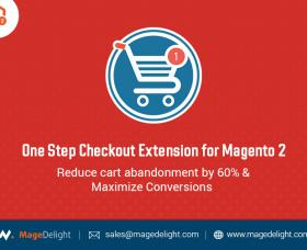 Magento Premium extension - Magento 2 One Step Checkout Extension by MageDelight