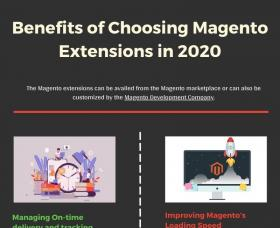News Magento: Benefits of Choosing Magento Extensions in 2020