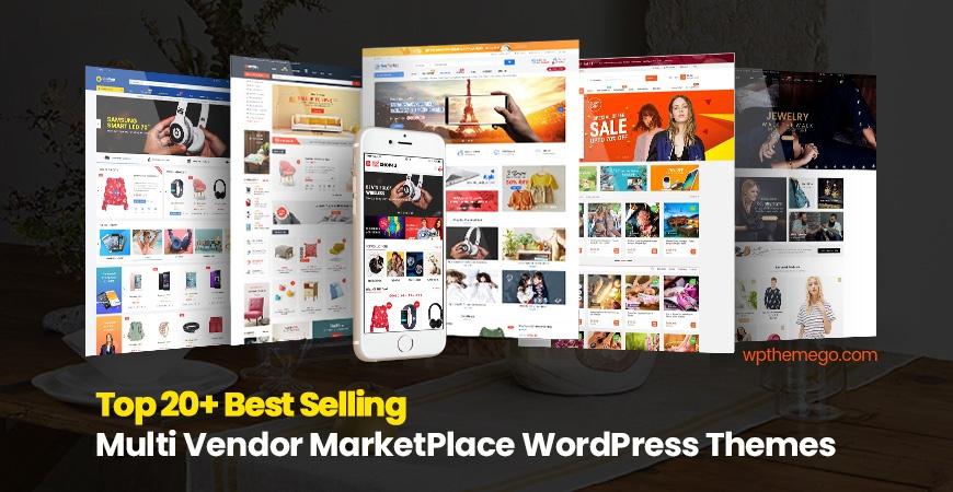 WordPress News: 20+ Best Multi-Vendor MarketPlace WordPress Themes 2020