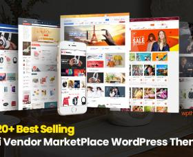 Wordpress News: 20+ Best Multi-Vendor MarketPlace WordPress Themes 2020