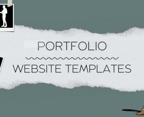 Joomla News: The Best Portfolio Website Templates Collection!