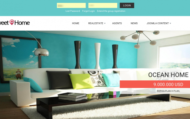 OrdaSoft Wordpress News: 15 Best property website templates on WordPress and Joomla 2016