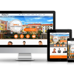 News Drupal: Realty - Drupal Real Estate Theme